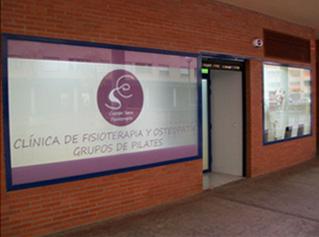 Foto: fachada principal del establecimiento