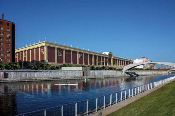 Licencia de obra - Madrid Río